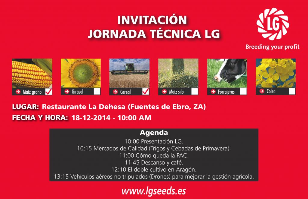 Invitación Jornada Zaragoza_dic 2014