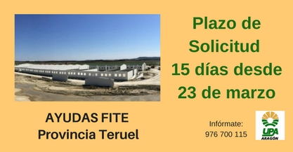 Ayudas FITE Teruel