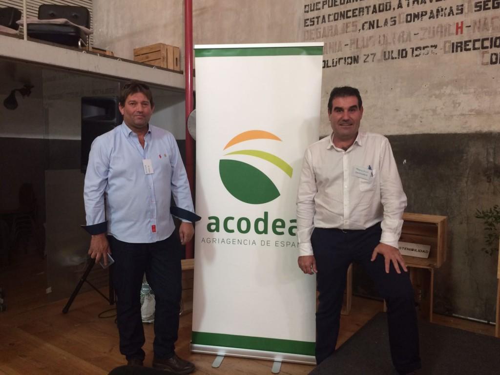 UPA ARAGÓN - 2º ENCUENTRO ACODEA REPRESENTANTES ARAGON