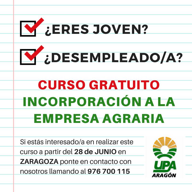 CURSO DE INCORPORACIÓN JUNIO 2018