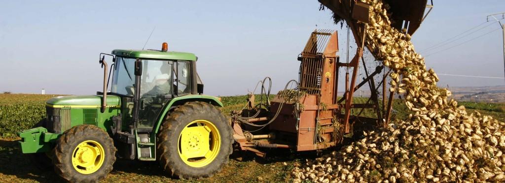 tractor madrid